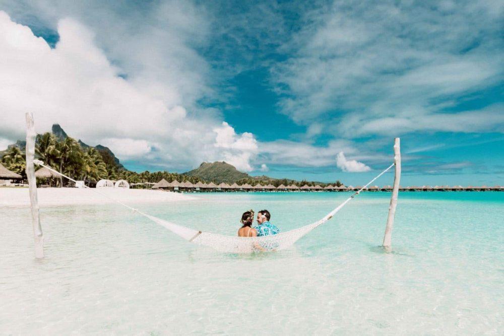 Photographe St Régis Bora Bora