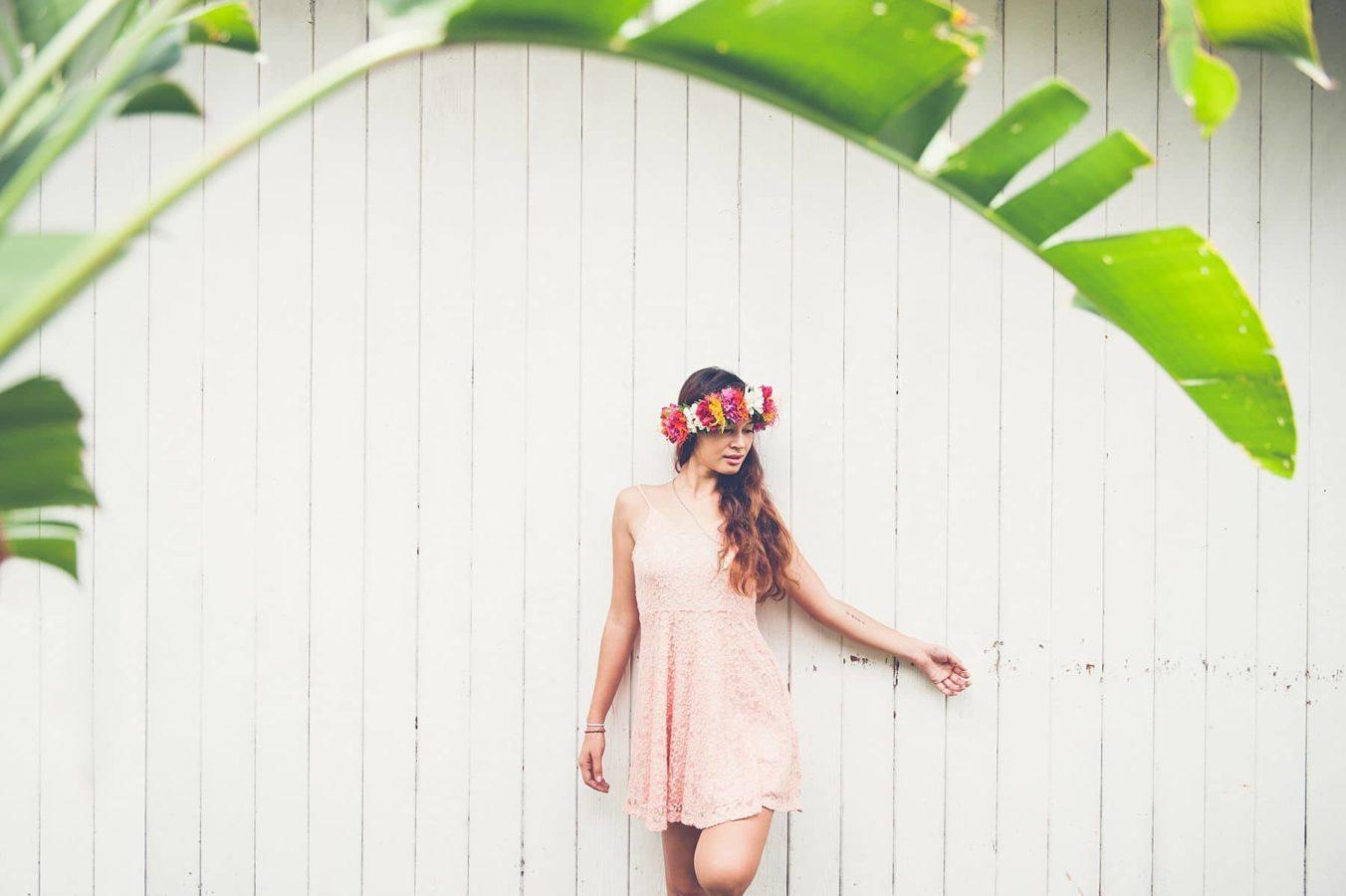 Photographe portrait Tahiti