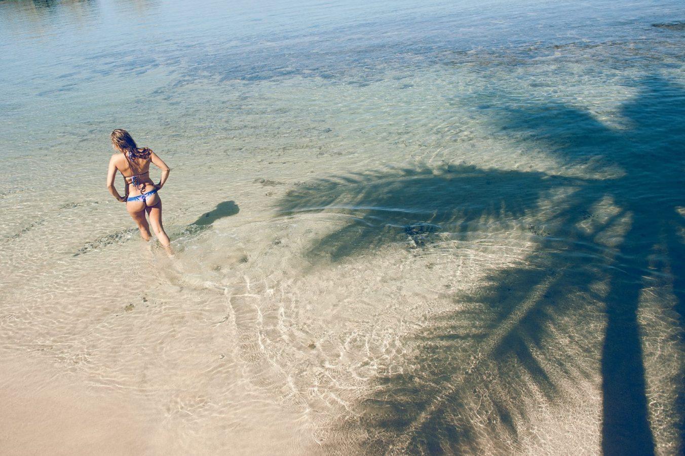 Séance photo portrait Tahiti - Angélique by Marc Gérard