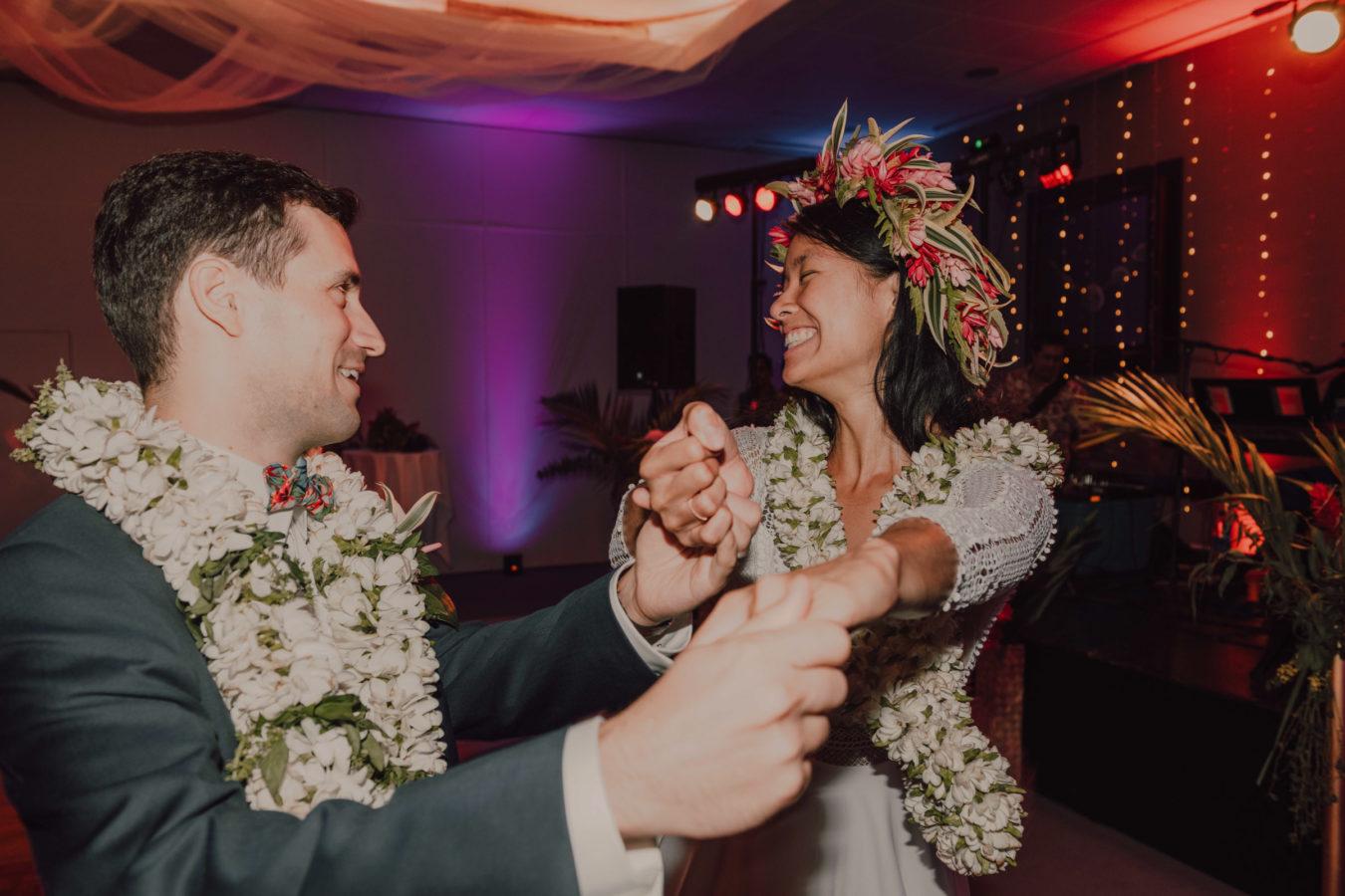 Photographe mariage Tahiti Pearl Beach Resort
