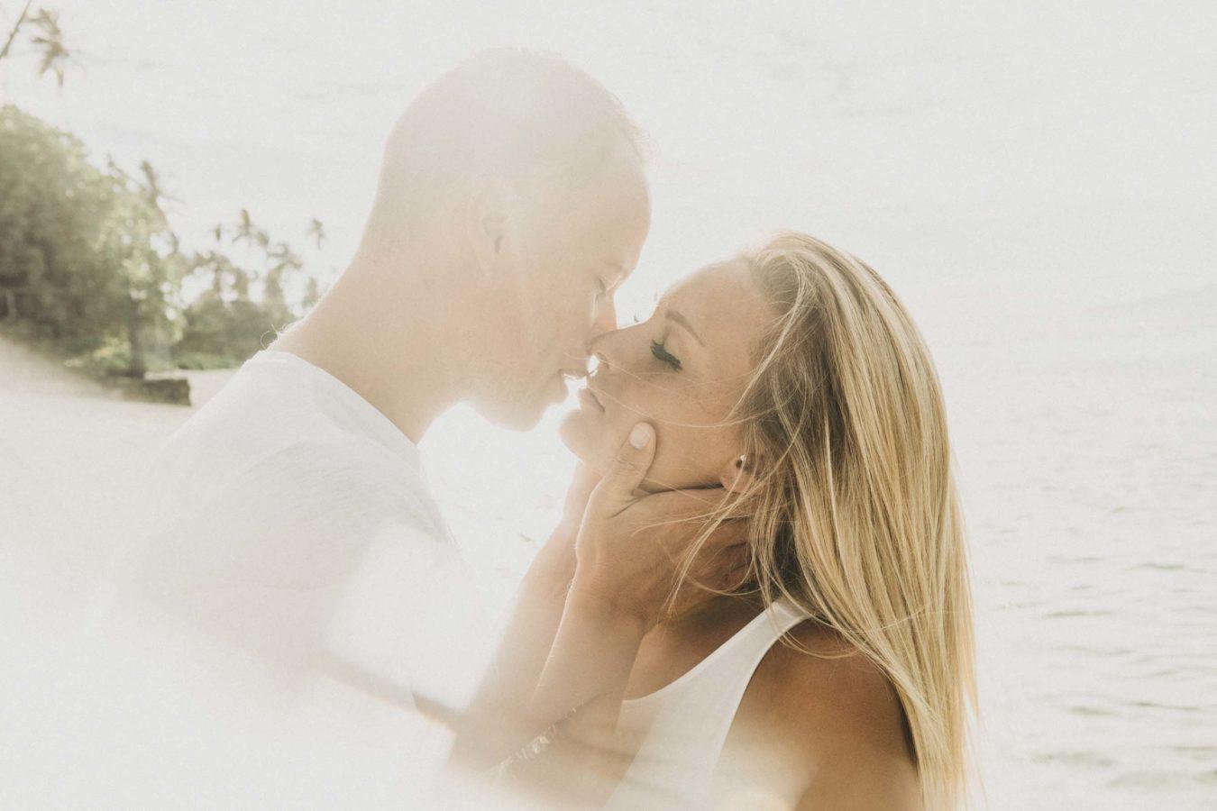 Seance photo couple Sofitel Moorea