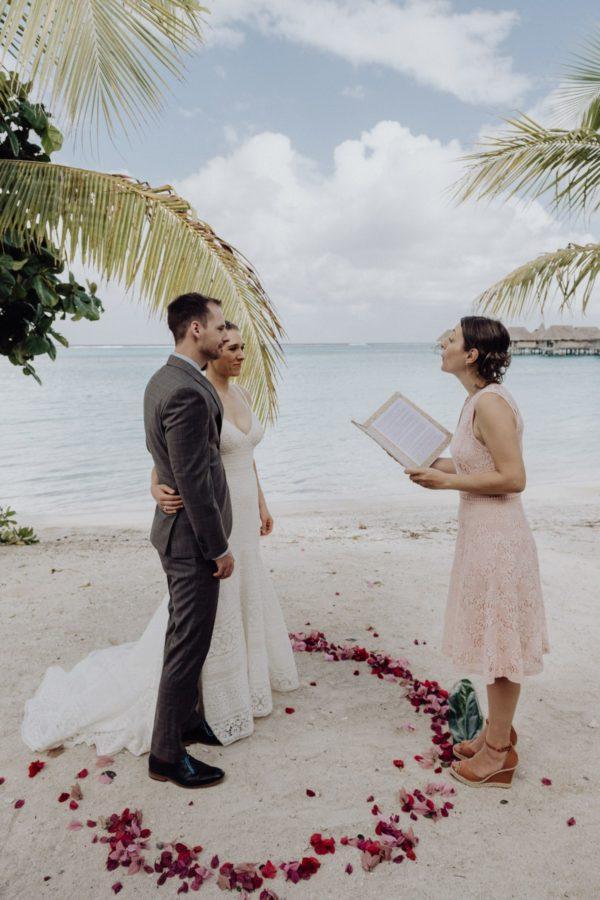 Wedding photographer Sofitel Moorea