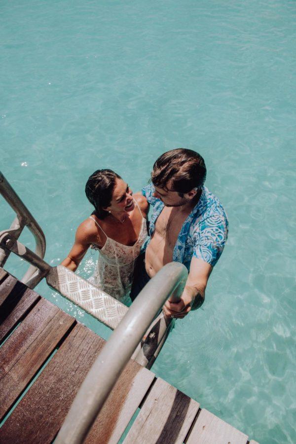 Photographe Bora Bora St Régis