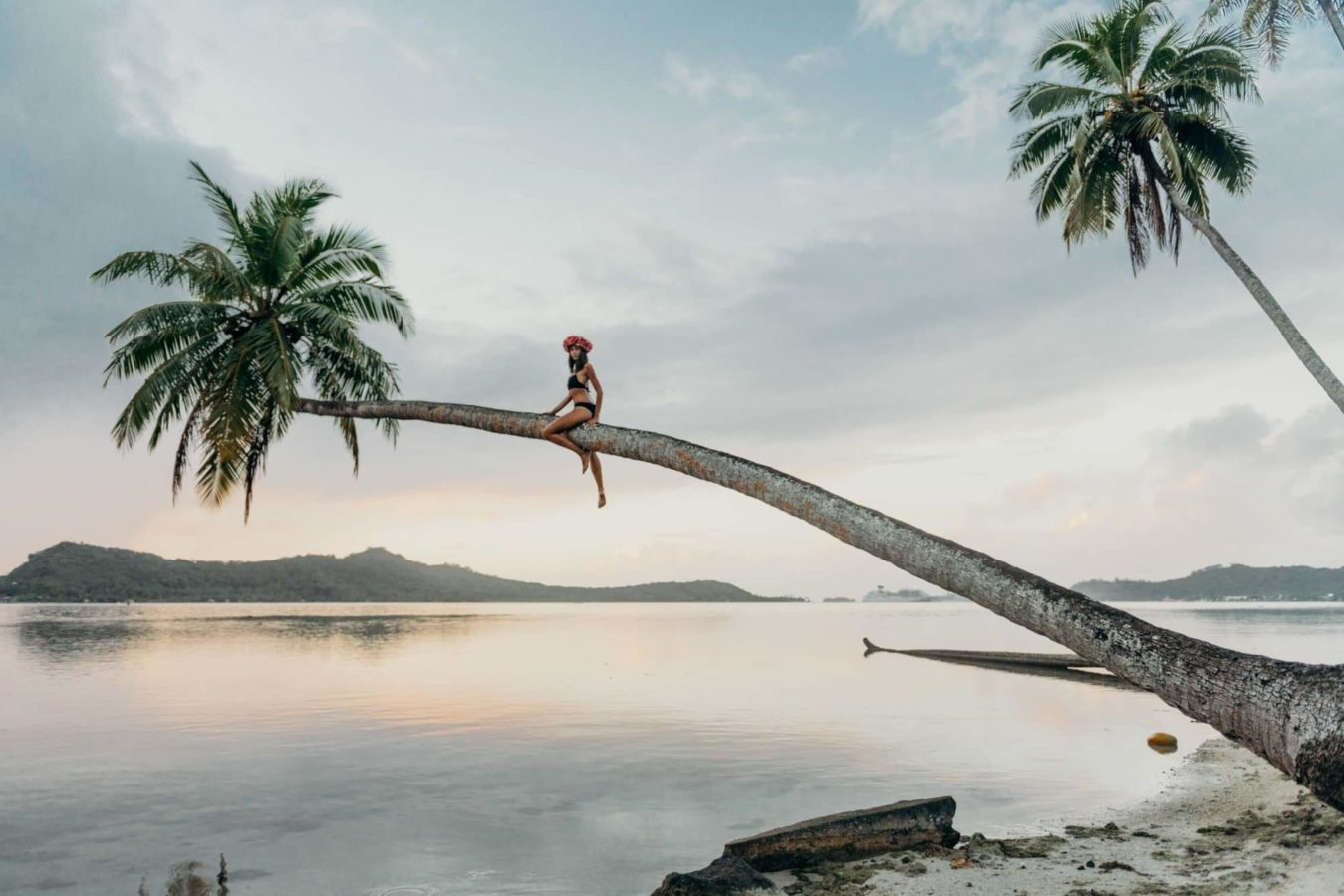 Bora Bora portrait photographer