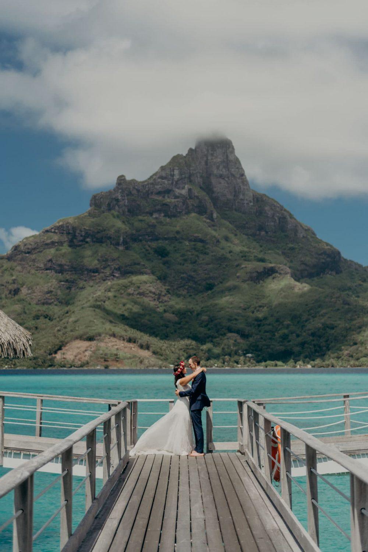 Photographe Le Méridien Bora Bora