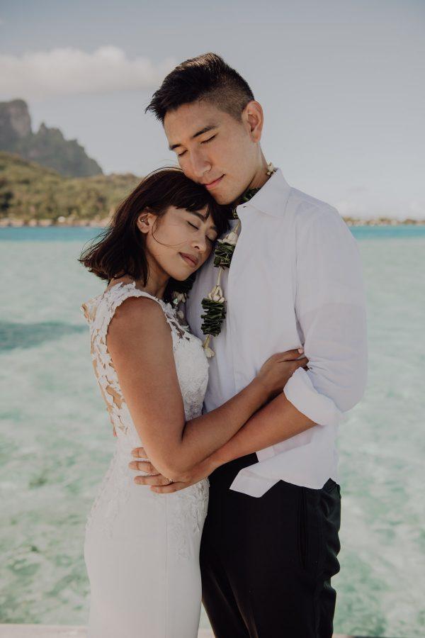 Intercontinental Bora Bora photographer