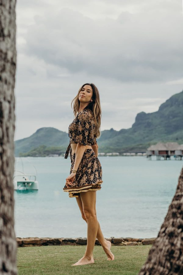 Portrait photoshoot Four Seasons Bora Bora