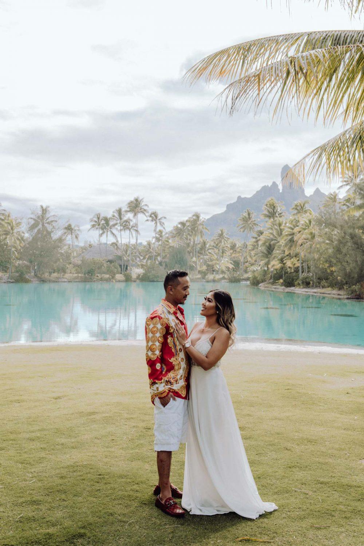 Photoshoot St Regis Bora Bora