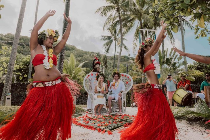 Bora Bora Wedding Photographer, Maitai Hotel
