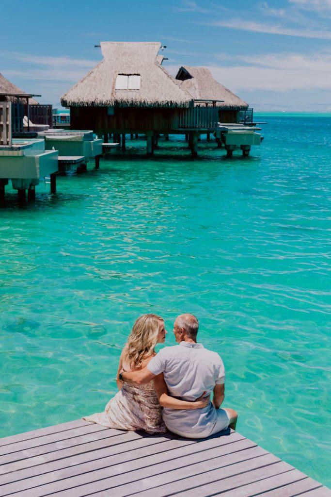 Bungalow picture Conrad Bora Bora