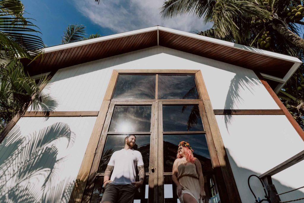 Chapel Conrad Bora Bora