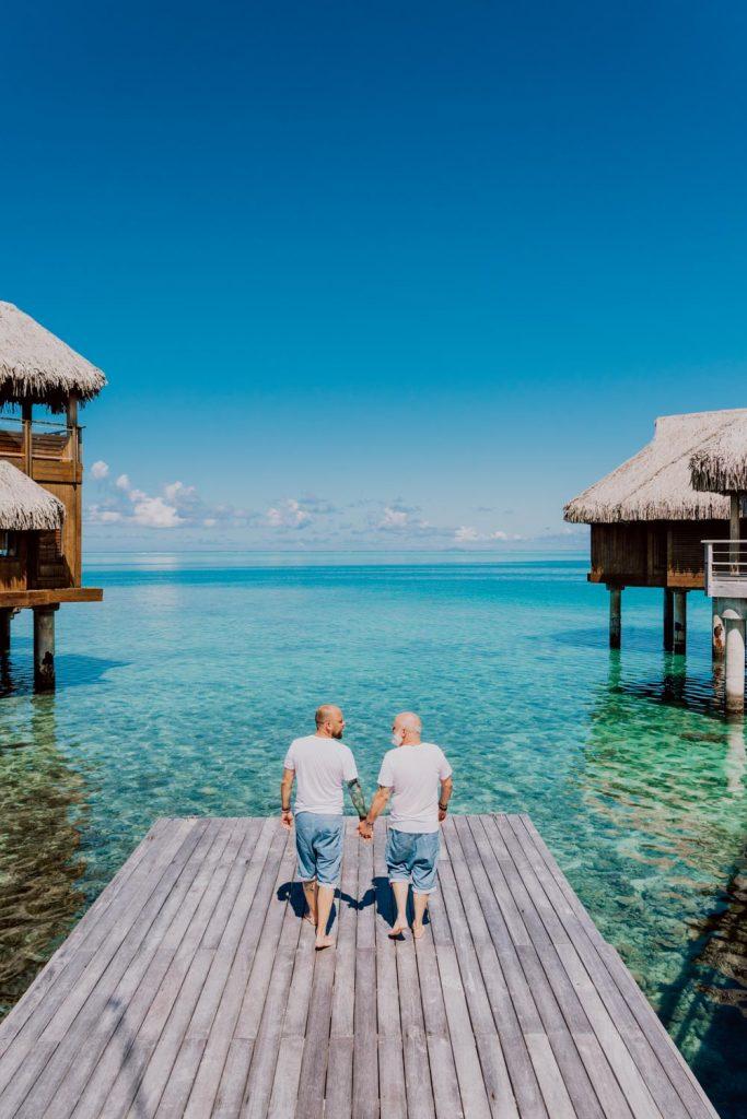 Presidential villa Conrad Bora Bora
