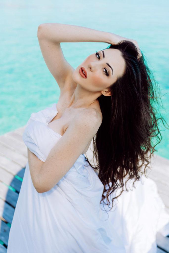 Bora Bora Photoshoot - Conrad