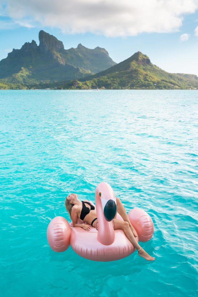 Bora Bora Photoshoot - Four Seasons