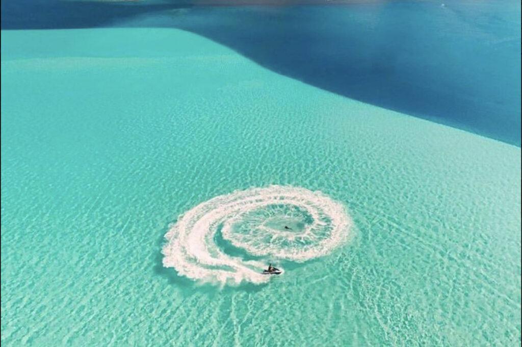 Best tours in Bora Bora - Jet Ski Ride