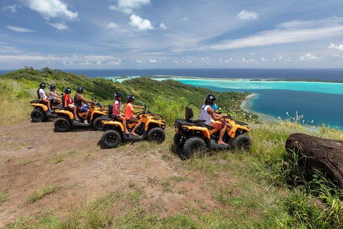 Best tours in Bora Bora - Quad tour